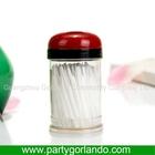 Super quality discount dessert plastic toothpicks mint