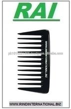 Ebonite strong Comb Afro,Manicure comb,Carbon Comb,Hercules Comb
