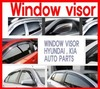 20%OFF WINDOW VISOR SUN VISOR HYUNDAI SPARE PARTS 20%OFF