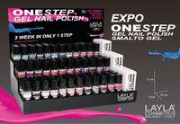 One Step nail gel polish