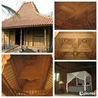 Rumah Joglo Ukir