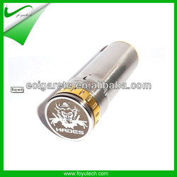 2014 surprised mechanical hades mod 28.5 diamerter top cap Hades