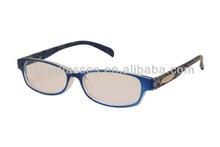 Design best sell half eye reading glasses frames