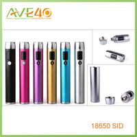 Enjoy Vapormax I A e cig dry herb e cigarettes vv/vw smoke sid guangdong LCD electronic cigarette