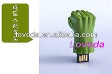 Funny Avengers Hulk/monster USB flash pen driveLFN-052