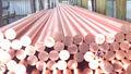 Le cuivre reste/cuivre tige ronde né dans l'usine moderne