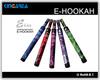 E hookah Refills pens flavored disposable E Cigarette colorful ladies Hookah