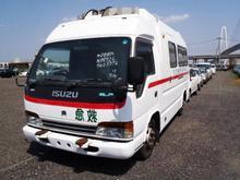 #32787 ISUZU ELF AMBULANCE - 2000 [BUSES- AMBULANCE] Chassis:NPR72L7403996