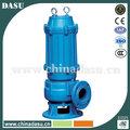 Qw/wq 7.5hp la agricultura de riego bombas de agua sumergibles