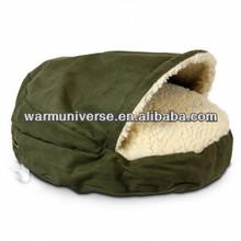 Luxury Cozy Cave Memory Foam Pet Bed
