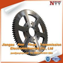 carbon steel gear wheel of high accuracy