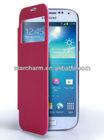 New Slim S VIEW Flip Smart Case Battery Cover For Samsung GALAXY S4 Mini i9190