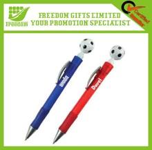 Customized Logo Print Promotional Soccer Pen