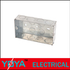 Electrical steel rectangular Alibaba China switch boxes
