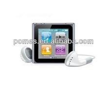 FM, G-sensor,Game, E-book 1.8'' touch screen MP4 player