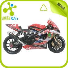 Moto giocattolo di plastica raccolta, pressofuso moto giocattoli, pressofuso giocattoli produttore oem