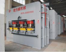 veneer stitching machine automatic making machine hot press machinery