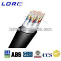Cable eléctrico coste/a bordo de vehículos cable de alambre eléctrico hecho en china