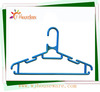 WJP133 Blue No Shoulder Top Plastic Baby Clothes Hangers