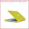 "yellow crystal case cover for macbook pro 15.4"" OEM available"