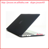 "black crystal soft case for macbook pro 15.4"" OEM available"