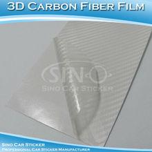 We Can Do OEM Car Body Wrap 3d Carbon Fiber Disposable Colored Vinyl Gloves