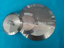 304 stainless steel bind sanitary blank cap