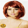 Short Bob Hairstyle Fashion Halloween Wig