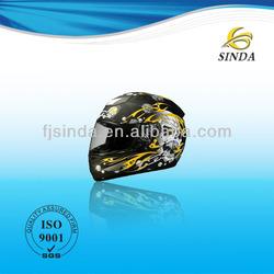 CLASS A Helmet Motorcycle (FULL)