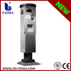 street parking meter car parking ticketing machine function of prepayed cards
