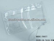 optical fiber tool box,transparent pvc folding box 2014 China money box with photo frame