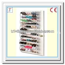 36 pair over the door shoe storage holder