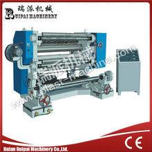 LFQ-B Model jumbo roll film slit and rewind machine
