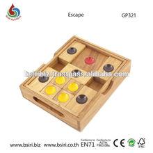 Escape personalized wooden puzzles