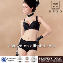 2012 New Ladies Padded Lace Bra