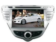 double din car dvd player for hyundai elantra3 2012 with GPS, Bluetooth, analog TV, MP3,MP4 3D
