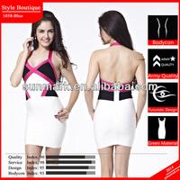 Style boutique wholesale bandage dresses women's clothes