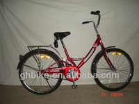 26''high quality city bike, traditional bicycle ,frame susp