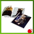 Print fashion boutique catalogue for apparel