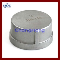 Stainless Steel Screw End Cap Direct FACTORY/ Manufacturer
