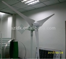 Hot pop marketing wind turbine 1000w
