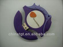 Custom PVC Clock Watch USB