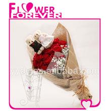 Artificial Flower Bunch Sample of Wedding Souvenirs