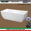 2014 new model Clear Acrylic Bathtub