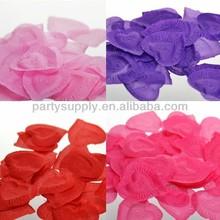Directly Factory for Silk Rose Petal Heart Shape Rose Petal