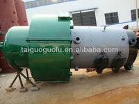 Coal gasification generator steam generator