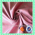 Anti- statik polyester elbise astar kumaş kürk için bir-bir shaoxing üreticisi polyester jakarlı astar kumaş tekstil