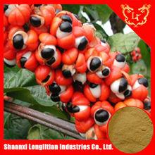 Oganic Guarana Seeds Extract Powder / 10%,20% Caffein,Ratio extract: 10:1, 20:1