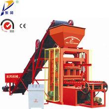 qtj4-26c standard size of brick block making machine in brick making machinery