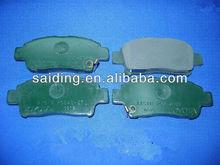 Brake Pads for Toyota Platz SCP11 04465-52041 Car Parts